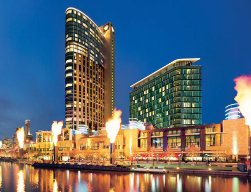 Crown Casino Melbourne Australia